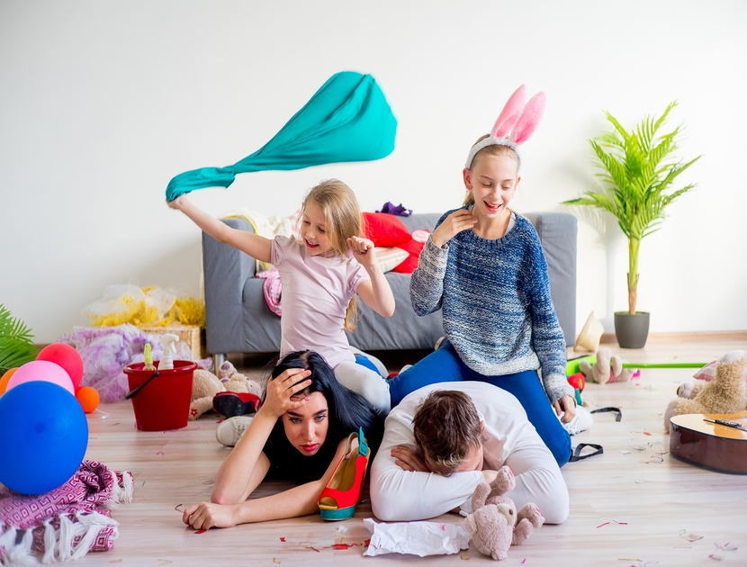 For Mums By Mums My Goody Goodie Bag give their tips for being the perfect host.