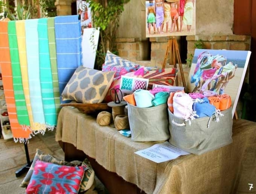 For Mums By Mums All you have to do is check out one of the many markets across town to know that there is far more to shopping in Dubai than just malls.  The markets are bursting with fabulously creative ideas, beach chic clothes and endless gift ideas!