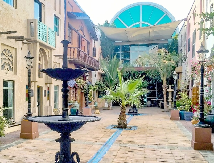 For Mums By Mums Tucked away in The Courtyard, Al Quoz is a new and unique shopping and dining experience.