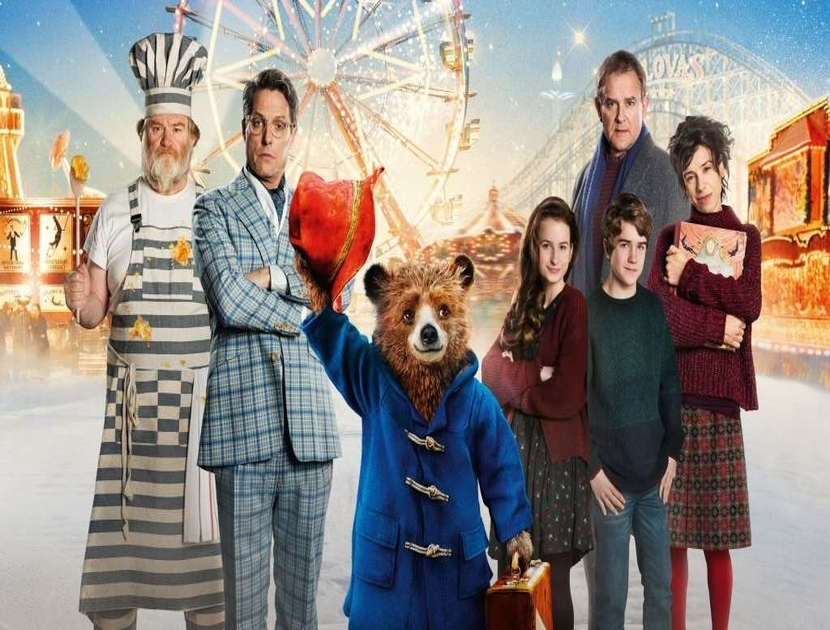 For Mums By Mums Now the schools have finished for the Festive break and the weather is set to be unpredictable for the next few days, why not keep the kids entertained with a trip to Dubai Festival City to visit Paddington World or sit back and relax with Paddington 2 at the cinema?