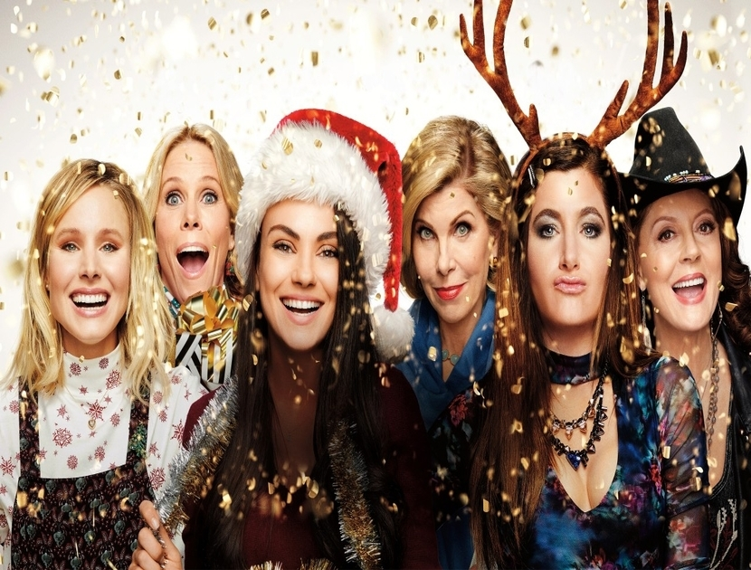 For Mums By Mums You know the festive season is in full swing when the classic Christmas movies are released and A Bad Moms Christmas is everything we hoped it would be.