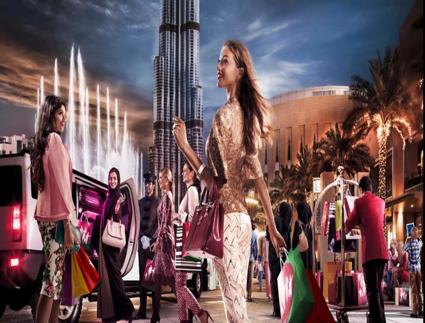 For Mums By Mums This year's Dubai Shopping Festival is well underway - are you ready to shop until you drop?